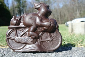 Easter Bunny Bike